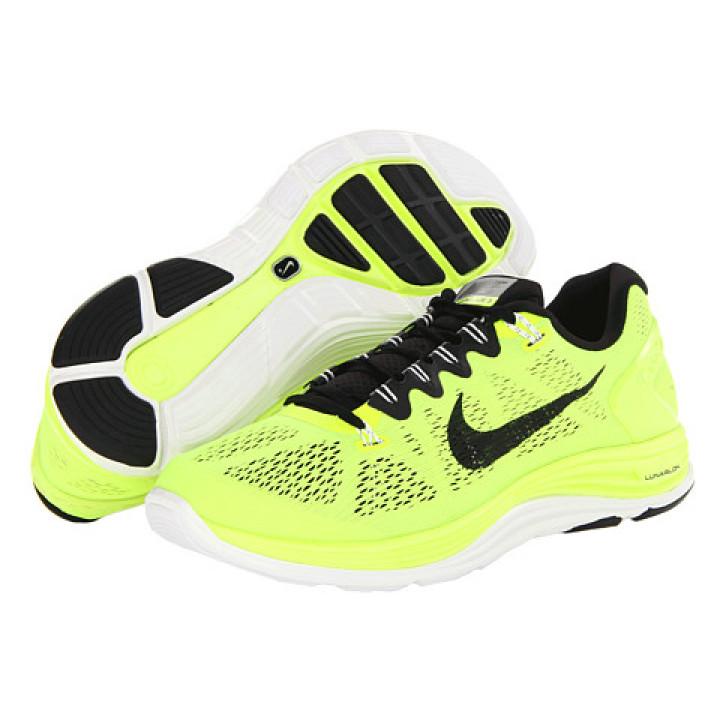 Кроссовки Nike Lunarglide+ 5 желтый в Украине
